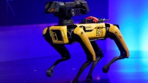 Hyundai Motor to shop for robotic maker Boston Dynamics from SoftBank