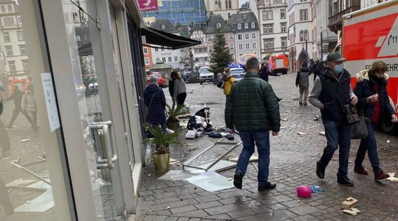 Two killed via way of means of the vehicle in the pedestrian sector in Germany: Trier