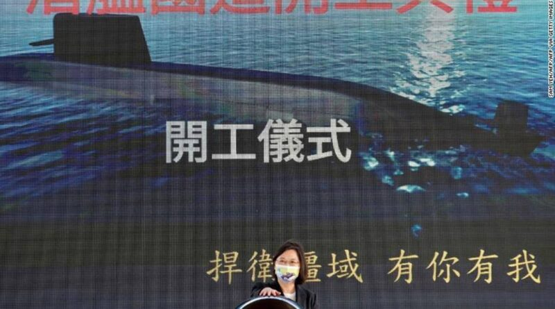 Taiwan's deliberate submarine fleet should prevent the capability of Chinese invasion for decades