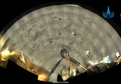 China releases a super-clean photograph of the Moon taken with the aid of using Chang'e five probe
