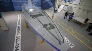 Turkey completes prototype of 1st unmanned marine craft
