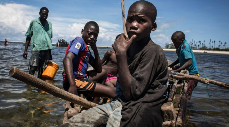 Conflict in northern Mozambique displaces over 500,000