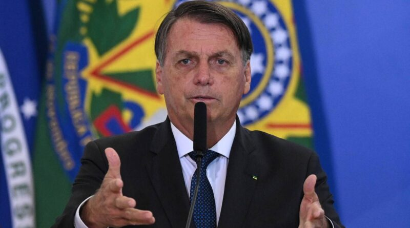 Jair Bolsonaro: 2020 PERSON OF THE YEAR IN ORGANIZED CRIME AND CORRUPTION
