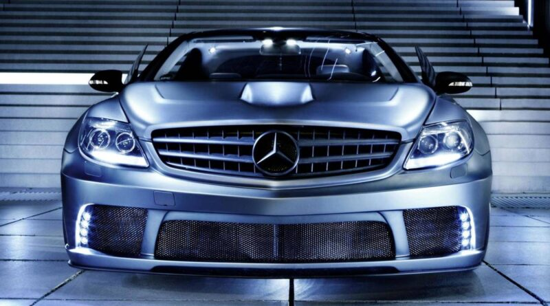 Mercedes recalls more than 1 million vehicles due to emergency call location error