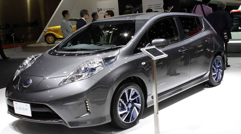 Nissan's progressed hybrid vehicle gadget reduces CO2 emissions