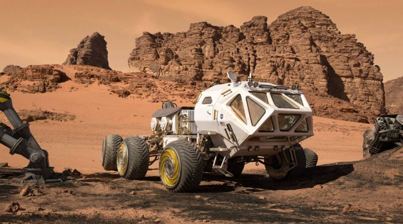 NASA says that some terrestrial organisms could temporarily survive on Mars