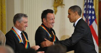 President Obama and Bruce Springsteen debut on Spotify