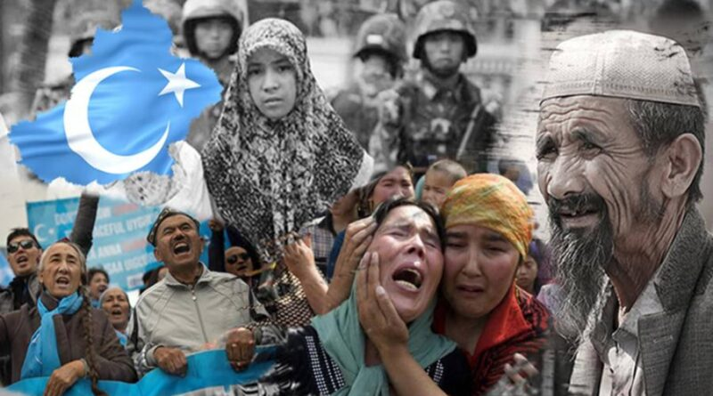 The United States lobbied China on the Uighurs Genocide, Hong Kong on the first call from top diplomats