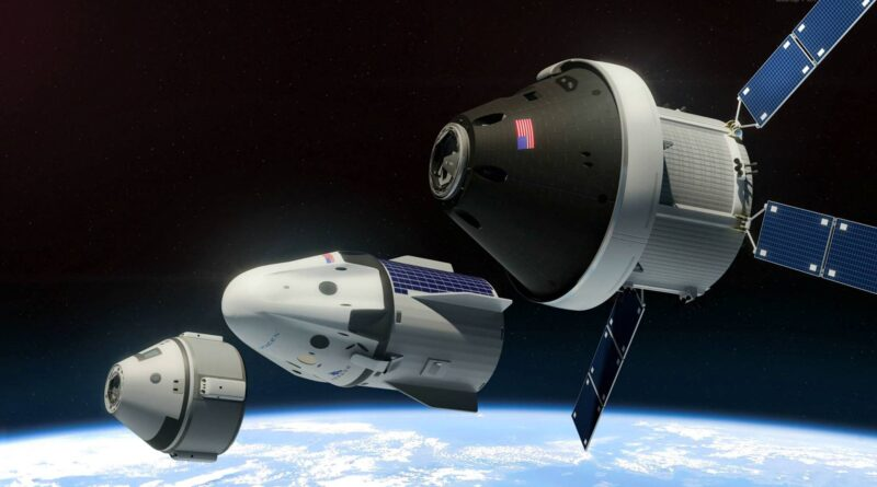 SpaceX will launch NASA's SPHEREx astrophysics survey mission