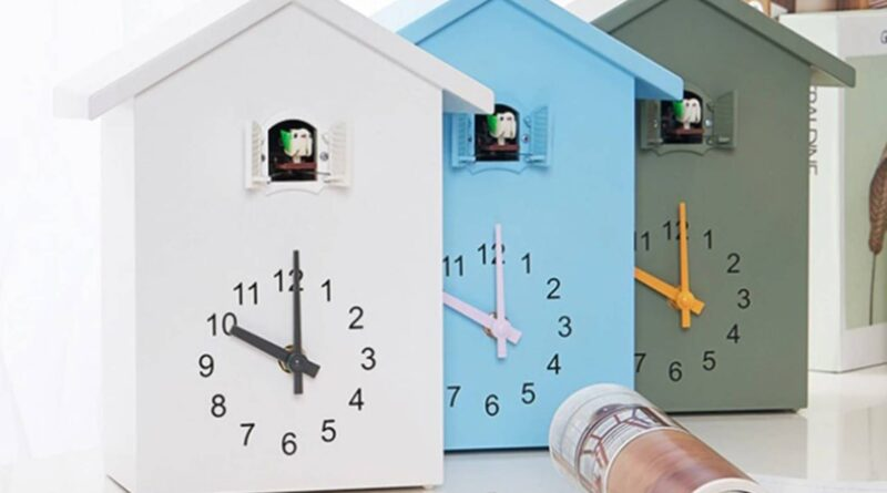 A smart cuckoo clock might be too weird for even Amazon to make more widely available