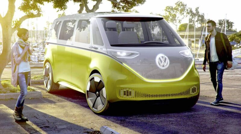 Volkswagen is using its electric ID. Buzz van to test self-driving tech