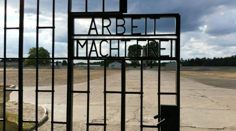 German prosecutors charge secretary to Nazi camp commandant