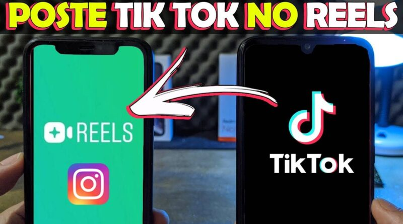 Instagram says its algorithm is not promoting roles with a TikTok watermark