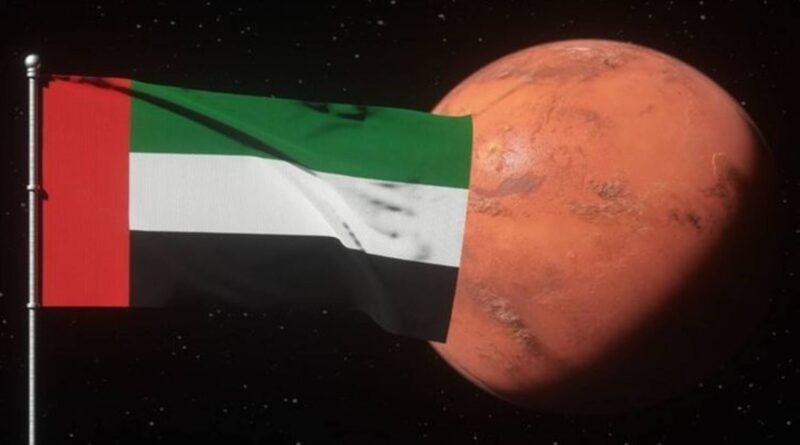 The UAE has successfully put a probe into orbit around Mars