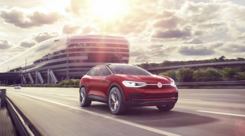 VW will start making an ID.5 'coupe' electric SUV later in 2021